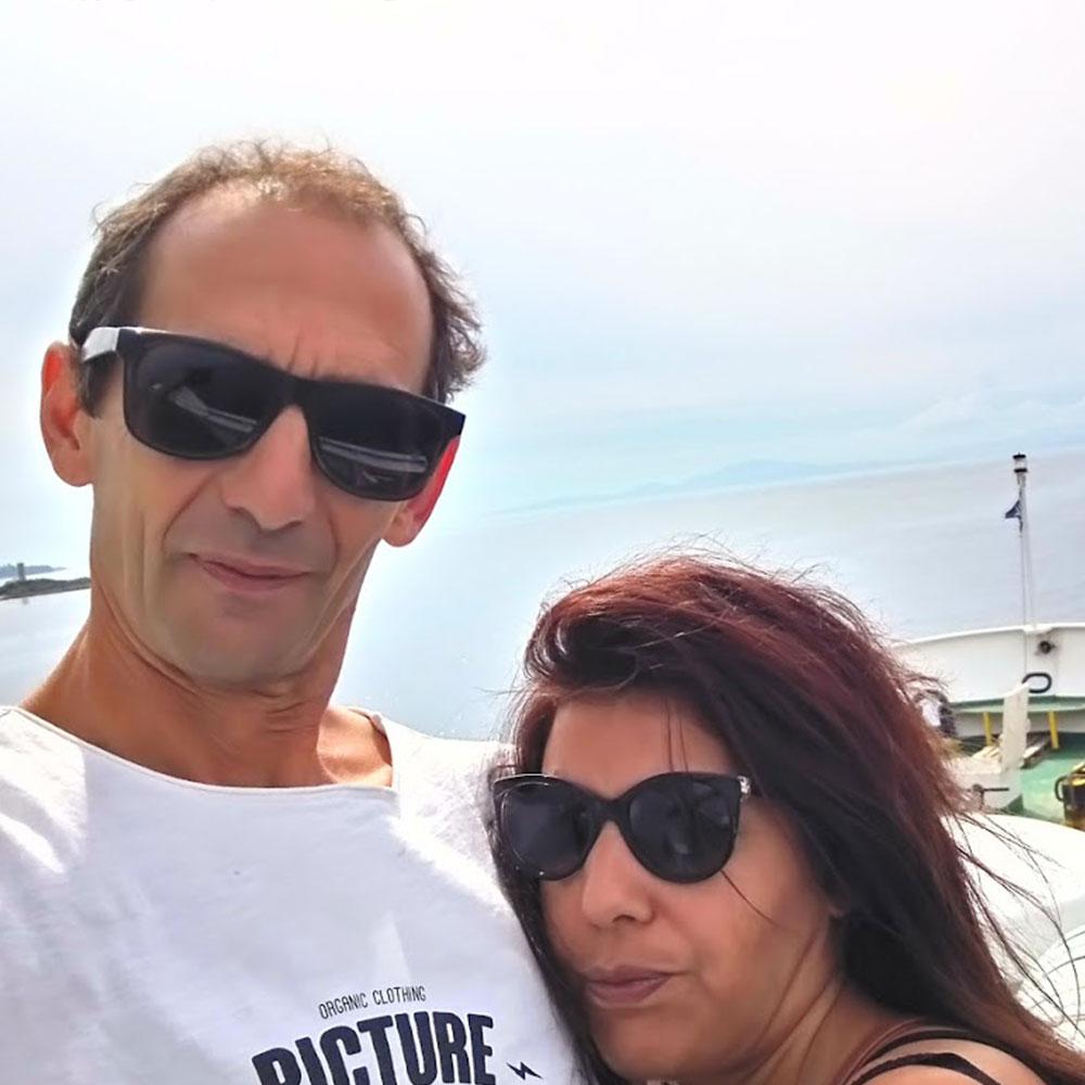 Luc et Nazhia